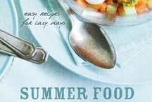 Summer cookbooks