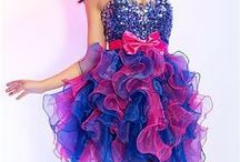 Dresses❤ / Cute, Adorable, Beautiful Dresses that I see myself wearing for a pageant, party, dance, etc.  / by Chelsea Lanphier