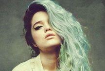 F o n d  o f  c o l o r / Colors that I am particularly fond of.. Yeaaah.. / by Natalie Montagna