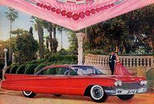 Cars & Car Ad's / by Erin Finn