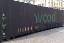 WOODDAYS 2013 / Roadshow in Milan @ piazza Cordusio_ 21-31 of March