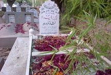 Ali Zeb Graveyard Gulberg Lahore / Some notables buried in the graveyard...