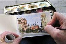 Sketchbook d'artista