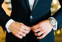 WEDDINGS - For the Boys / Looks and inspiration for the groom and his groomsmen!