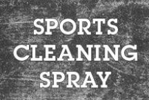 Vapor Fresh® Spray / Sports gear smells bad, but it doesn't have to!  Everything from yoga mats, running shoes, gym bags, helmets, gloves, shoulder pads and shin guards-- if it smells, then you can use Vapor Fresh® to clean and deodorize it!  Uses the natural power of essential oils to eliminate the odors and leave behind a pure, natural scent.  Non-irritating and non-toxic!