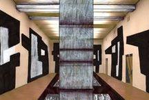 Project / Progetto di un'installazione ambientale. Il Complesso dell'Attimo. Alessandro Vangone. Castel Sant'Elmo 2013.