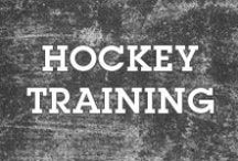 Hockey Training / Practice makes perfect.  Next time you hit the ice, be strong, fitter, faster and quicker.