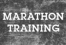 Marathon Training / A collection of tips for training for a marathon or half marathon.