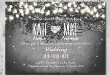 WEDDINGS - Wedding Invitations