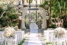 WEDDINGS - Garden Weddings / Gorgeous inspiration for your garden wedding!