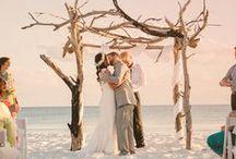 WEDDINGS - Beach Weddings / Everything you'll need for a beach wedding!
