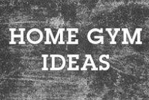 Home Gym Ideas / Ideas for putting together a home gym