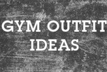 Gym Outfit Ideas / Need inspiration on how to look great at the gym?  There's a board for that!