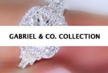 Gabriel & Co. Collection / The best selection of engagement rings for your special moment.