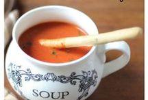 Soup recipes / Recipes for soups