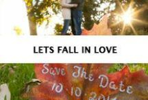 Lets Fall in Love / Autumn 2015 bridal and wedding ideas from your favorite jeweler in Pembroke, MA.