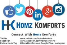 Homz Komforts / E-Retail Marketplace for Home Appliances, Home Decor, Electrical Appliances and Kitchen Appliances for Kerala by Sashiidharann K CP (Founder and Director)