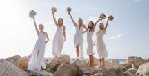Beach Weddings in Italy / Imagine a sunset beach wedding in Italy, followed by a starlit bbq with your closest family and friends. Fuelled by fairy lights of course.