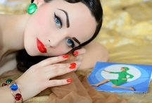 make up & nails  / by Almira