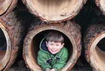 Our Natural Elements / We design and CREATE a large variety of PLAY ELEMENTS that both entertain and teach children of all ages. Over time, children tend to bore with traditional playgrounds. With Natural Playgrounds YOUR child's imagination NEVER gets bored. Inspired by nature or designed FROM a child's perspective, Natural Playgrounds Company offers countless possibilities. Check out our catalog or store and be sure to visit our website at: www.naturalplaygroundsstore.com