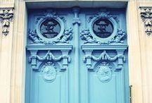 INTERIORS | Door / Doors Portes