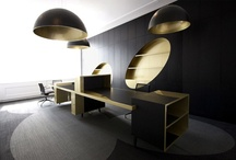 INTERIORS | Office / Not only home offices Bureaux, cabinets