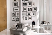 INTERIORS | Wall decoration / Cadres, frames, pictures, mirrors and different wall decorations