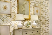 INTERIORS | Wallpaper / wallpapers, wall stickers