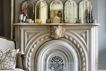 INTERIORS   Fireplace / Fireplaces