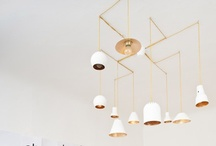 INTERIORS | Lamps / Lamps, light, bulbs, chandeliers, table lamps & co.