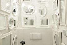 INTERIORS   Powder room / Toilettes, water closet, wc