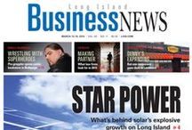 LIBN covers / Covers of the weekly Long Island Business News. Subscribe to LIBN at https://subcribe.libn.com/ / by Long Island Business News