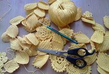 Irish crochet diagrams - Gallery / by santa conradie