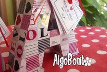ALGO BONITO / Mis trabajos para mis clientes