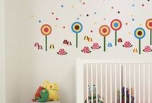 Baby Love / Wall graphics you're sure to love almost as much as your bundle of joy.