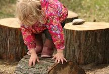 Outdoor PLAY / The OUTDOORS is the very best place for children to practice and master emerging physical skills. It is the outdoors that children can fully and FREELY experience running, leaping, and jumping.   The OUTDOORS is where children are more likely to burn the most calories, which helps prevent obesity, a heart disease risk factor that has doubled in the past decade.  We could list more reasons, but suffice it to say, #NaturalPlaygroundsCompany knows that being OUTSIDE is JUST PLAN FUN!