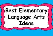 * Best Elementary Language Arts Ideas and Resources / Let's fill this board with all of the best language arts lessons and ideas! Feel free to pin products both free and paid as well as anything else that would be fun to try out in the classroom! If you would like to join: let me know on this thread http://www.teacherspayteachers.com/forum/viewtopic.php?id=40871