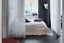 Inspiracje: sypialnia