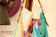 MUNNY Acessórios / Painel com acessórios lindos para complementar seus looks!