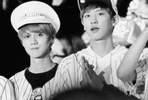 luhan and chanyeol