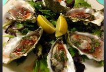 Good eats! / Restaurants and bars we love in Fort Bragg and Mendocino.