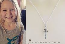BEAUTIFUL/HAPPY CUSTOMERS WEARING THEIR JEWELRY FROM I LOVE MY DOG JEWELRY • That I Love / BEAUTIFUL/HAPPY CUSTOMERS WEARING THEIR JEWELRY FROM I LOVE MY DOG JEWELRY • That I Love