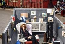 Remade in Britain / Remade in Britain is to bring makers and vintage sellers in touch with customers and to showcase the very best in British upcycling and creativity.