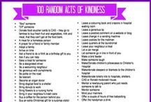 RANDOM ACTS OF KINDNESS | That I Love