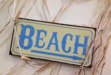 Life's a Beach / Chill out and relax with these fabulous ideas for creating a beach atmosphere at home! Fill your garden with beach inspired accessories as well as introducing items into your indoor space too!