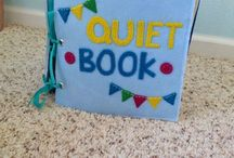 Quiet book / quiet book