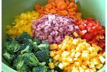 EAT MORE PLANTS / Glorious veggie & fruit recipes