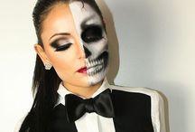 Halloween / Sminke