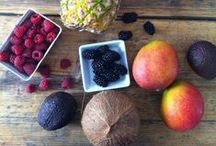 Fab Foods / If you are what you eat, then best eat beautifully. Organic, all natural, and sometimes decadent.
