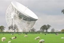 RADIOTELESCOPES - WUNDERBAU CH 6 / space voices